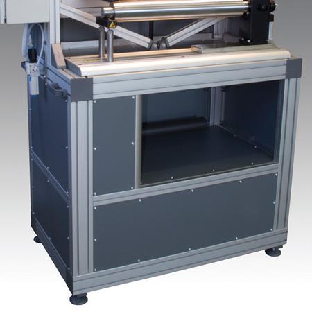 Aluminium stand (optional parts)